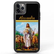 John 10:7-21 I Am the Good Shepherd 11 OtterBox Symmetry iPhone 11 Pro Max Case