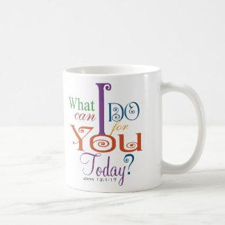 John 13:1-17 Wash Disciples Feet Scripture-Wear Mug