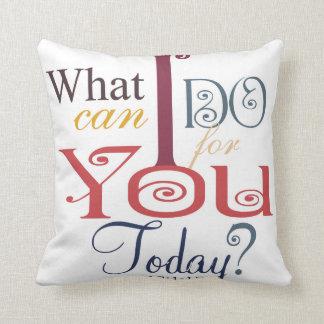John 13:1-17 Wash Disciples Feet Scripture-Wear Throw Pillow