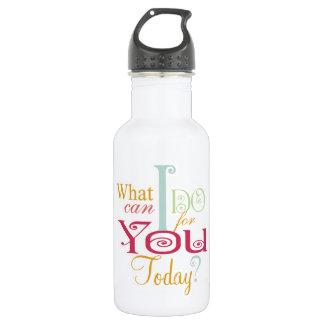 John 13:1-17 Wash Disciples Feet Scripture-Wear Water Bottle