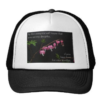 John 13:35 - Love for one another Trucker Hat