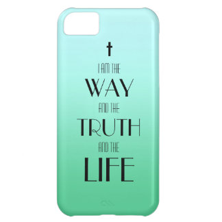 John 14:6 case for iPhone 5C