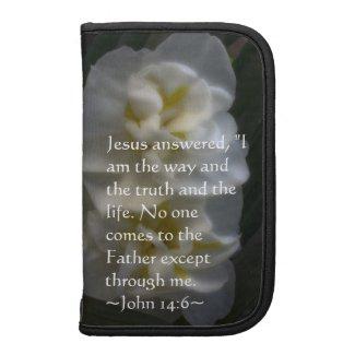 John 14:6 Folio 2 Planner