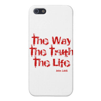 John 14:6 iPhone 5C Matte Finish Case