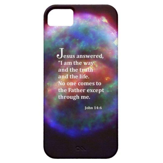John 14:6 iPhone SE/5/5s case