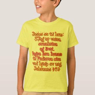 John 14:6 Norwegian T-Shirt