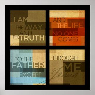 John 14:6 print