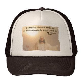 John 14:6 trucker hat