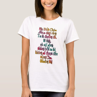 John 14:6 Vietnamese T-Shirt