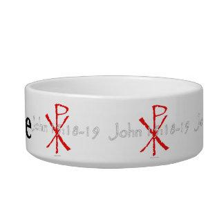 John 15:18-19 bowl
