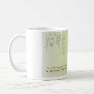 John 15:5 coffee mug