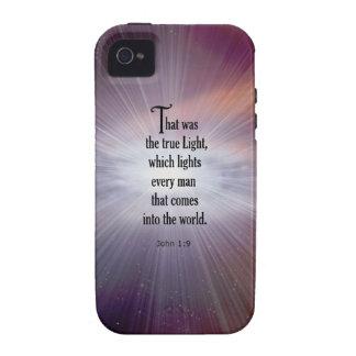 John 1 9 Case-Mate iPhone 4 case