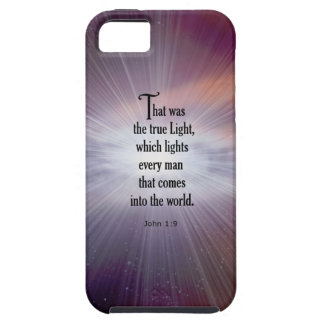 John 1 9 cover for iPhone 5/5S