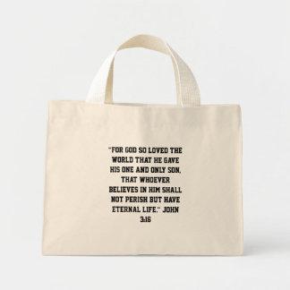 John 3:16 bag