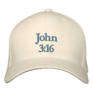John 3:16 cap