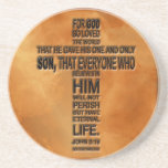John 3:16 Coaster