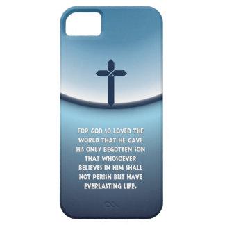 John 3:16 For God So Loved the World iPhone SE/5/5s Case