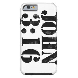 John 3:16 for GOD Tough iPhone 6 Case