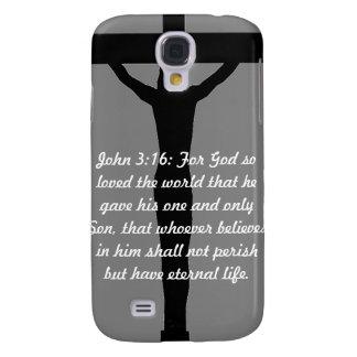 John 3:16 galaxy s4 case