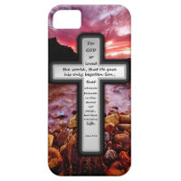 John 3:16 Gifts iPhone SE/5/5s Case