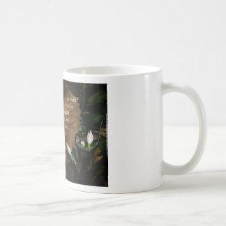 john 3:16 king james on heart leaf mugs