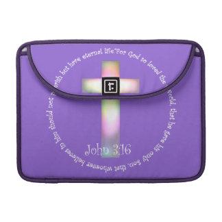 John 3:16 MacBook pro sleeve