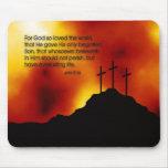 John 3:16 - mousepad