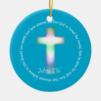 John 3:16 christmas ornaments