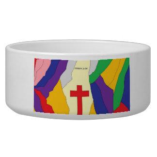 John 3:16 Pet bowl