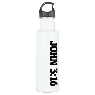 John 3:16 24oz water bottle