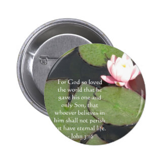 John 3:16 Scripture inspirational quote Pins