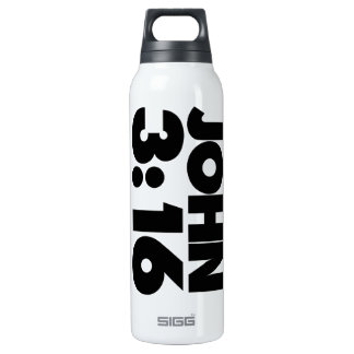 John 3:16 SIGG thermo 0.5L insulated bottle