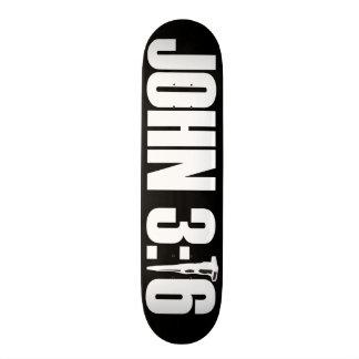 John 3:16 Skateboard