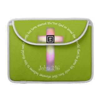 John 3:16 sleeve for MacBooks