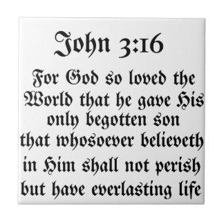 John 3:16 tiles