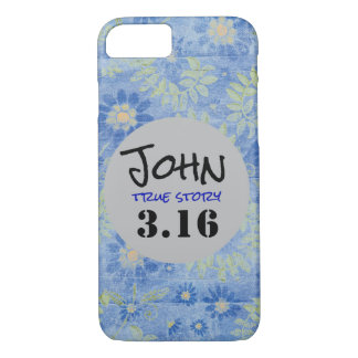 John 3.16 True Story iPhone 7 Case