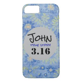 John 3.16 True Story iPhone 8/7 Case