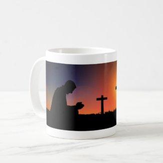 John 3v61 coffee mug