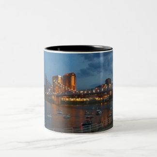 John A. Roebling Suspension Bridge mug
