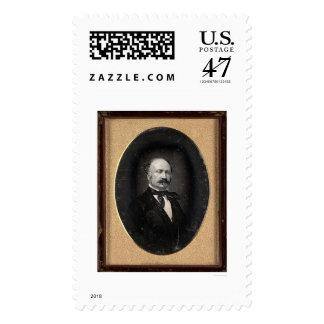 John A. Sutter [ca. 1850] Stamp