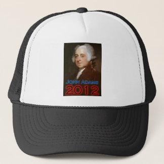 John Adams 2012 Poster Trucker Hat