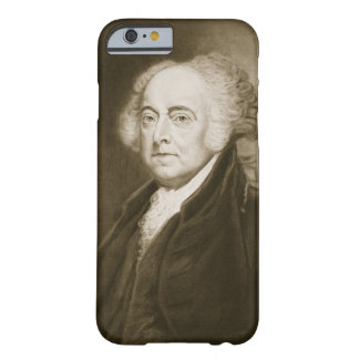 John Adams, 2nd President of the United States of Barely There iPhone 6 Case