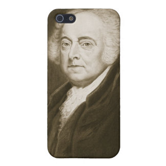 John Adams, 2nd President of the United States of Cover For iPhone SE/5/5s