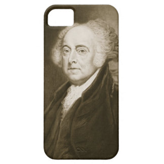 John Adams, 2nd President of the United States of iPhone SE/5/5s Case