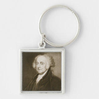John Adams 2nd President of the United States of Key Chains