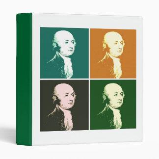 John Adams 3 Ring Binder