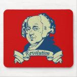 John Adams Alfombrillas De Ratones