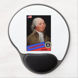 John Adams Baseball Card Gel Mouse Pads