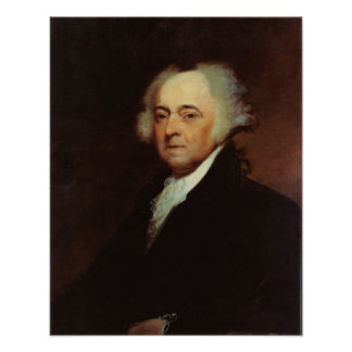 John Adams by  Asher B Durand Posters