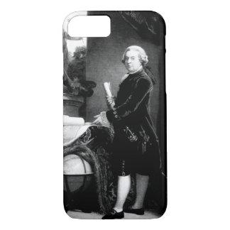 John Adams. Copy of painting_war Image iPhone 8/7 Case